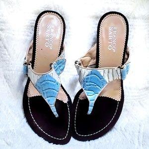 Franco Sarto Jakoba heeled sandals